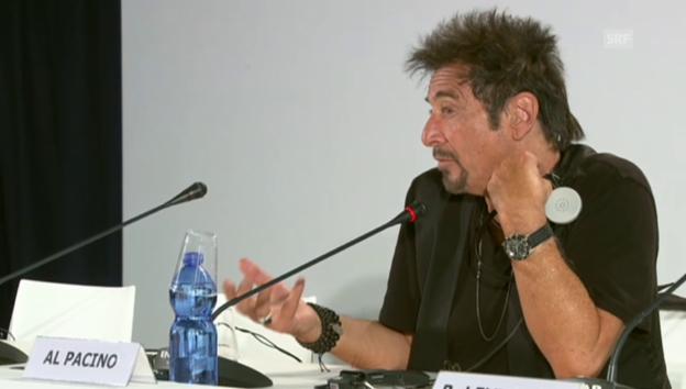 Video «Al Pacino wird 75» abspielen