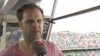 Video ««Federer hätte gerne in Paris gespielt»» abspielen