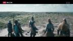 Video «Wikinger-Film unter Schweizer Regie» abspielen