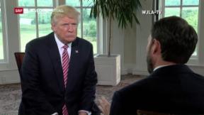 Video «Gegenwind für Trump » abspielen