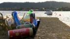 Video «Zu viel Abfall auf öffentlichen Plätzen» abspielen
