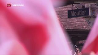 Video «Moutier stimmt für Kantonswechsel » abspielen