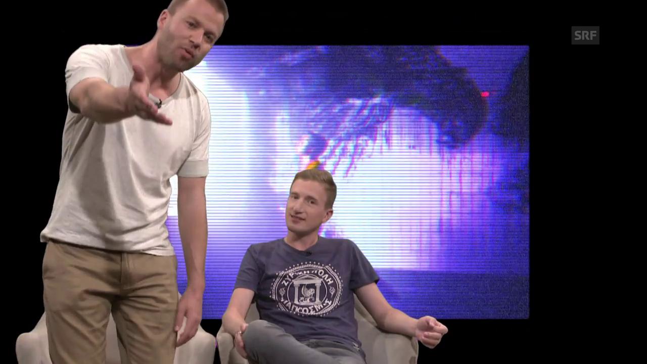 «Jonny&Büssi react to ESC»: Die besten Männer 2018