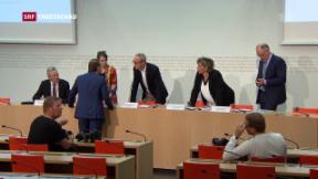 """Video «Gegenkomitee findet """"Grüne Wirtschaft"""" zu radikal» abspielen"""