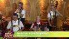 Video «Baazlis Franz mit sine Musigkollege» abspielen