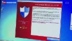 Video «Achtung Internet: Erpressungen auf dem Vormarsch» abspielen