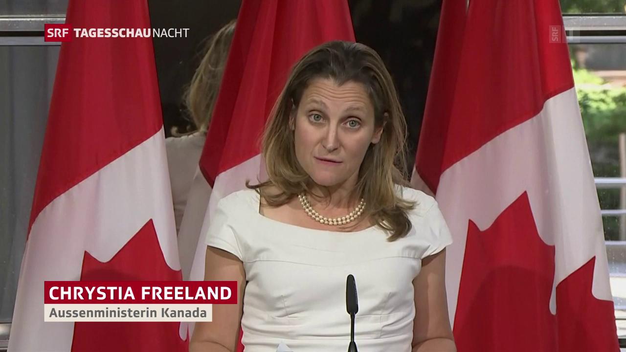 Gespräche über Freihandel zwischen Kanada und USA gestoppt