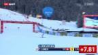 Video «Ski: Das Abschneiden der Schweizer in Alta Badia» abspielen