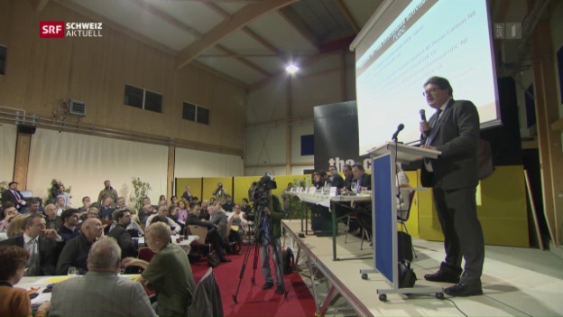 Video «Schweiz aktuell vom 15.04.2016» abspielen
