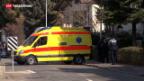 """Video «Polizei fasst """"Heiler"""" von Bern» abspielen"""