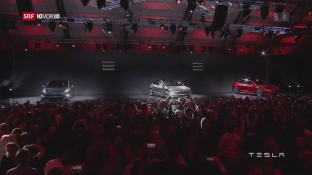 Video «FOKUS: Tesla – der revolutionäre Traum wird wahr» abspielen
