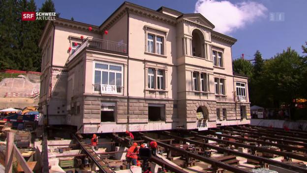 Video «Villa Jacob auf Reisen» abspielen