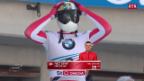 Laschar ir video «Riet Graf - Skeletonist da la cuppa mundiala»