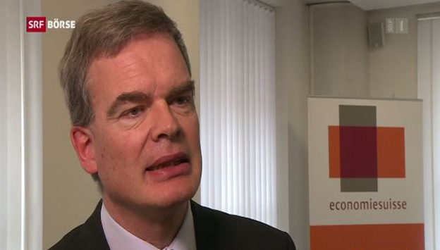 Jan Atteslander erklärt Zurückhaltung von Economiesuisse