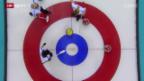 Video «Curling: Weitere Niederlage der Schweizerinnen» abspielen