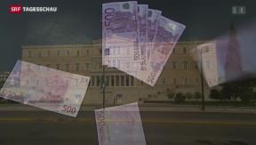 Video ««Grexit»: Griechenland bald ohne Euro?» abspielen