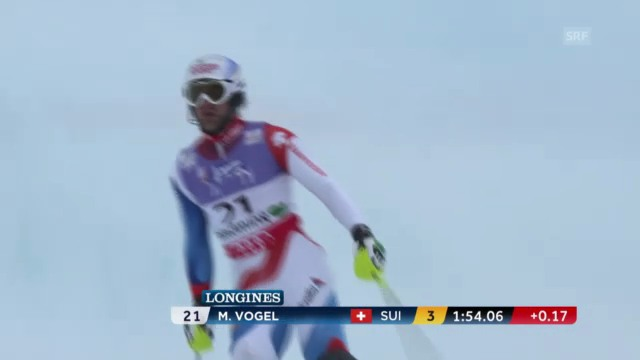Die Schweizer beim WM-Slalom («sportpanorama»)