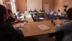 Video «PUK zum Fall Romer: «Es gab Fehlleistungen»» abspielen