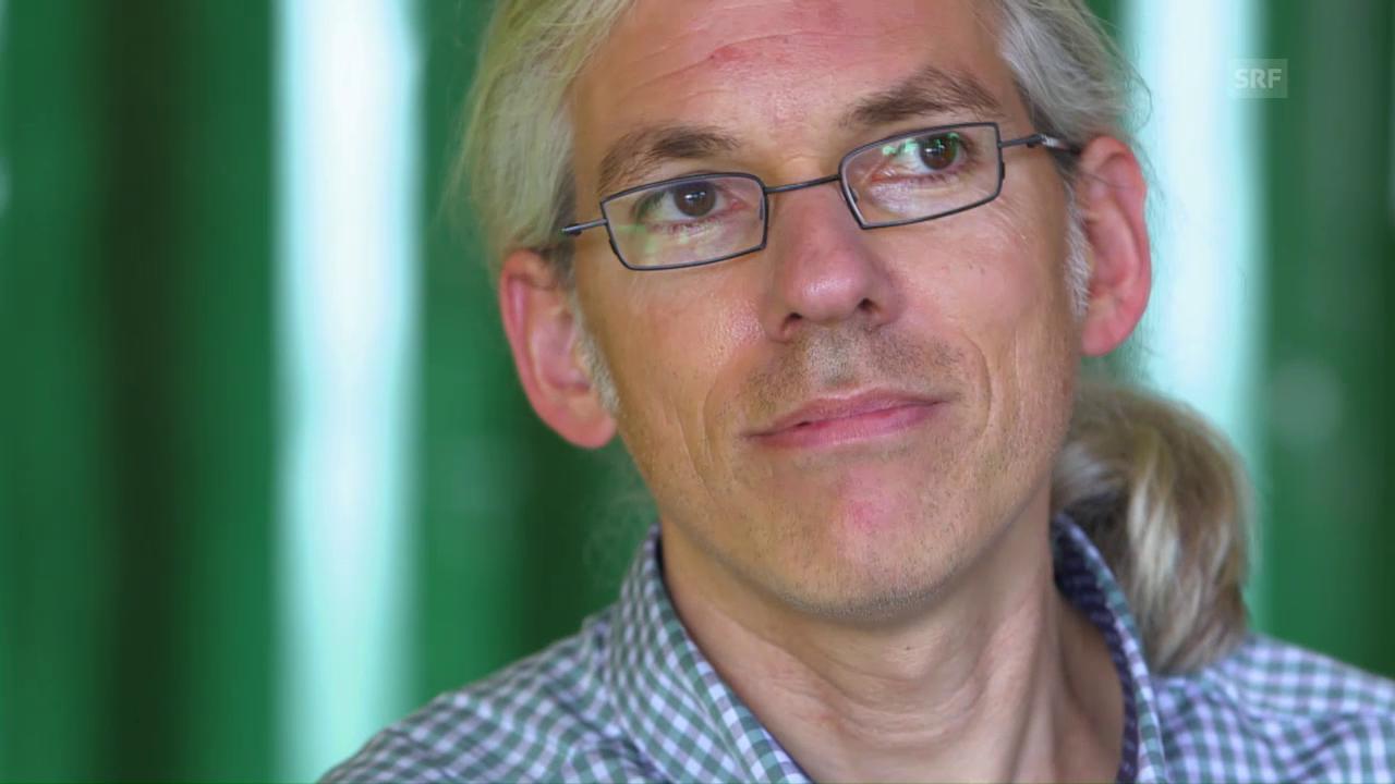 Martin Aufmuth ist der Erfinder der «EinDollarBrille»