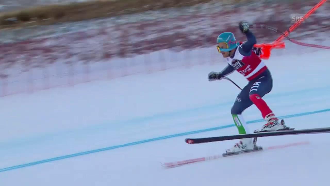 Ski Alpin: Spengler Cup, Küng über Innerhofer