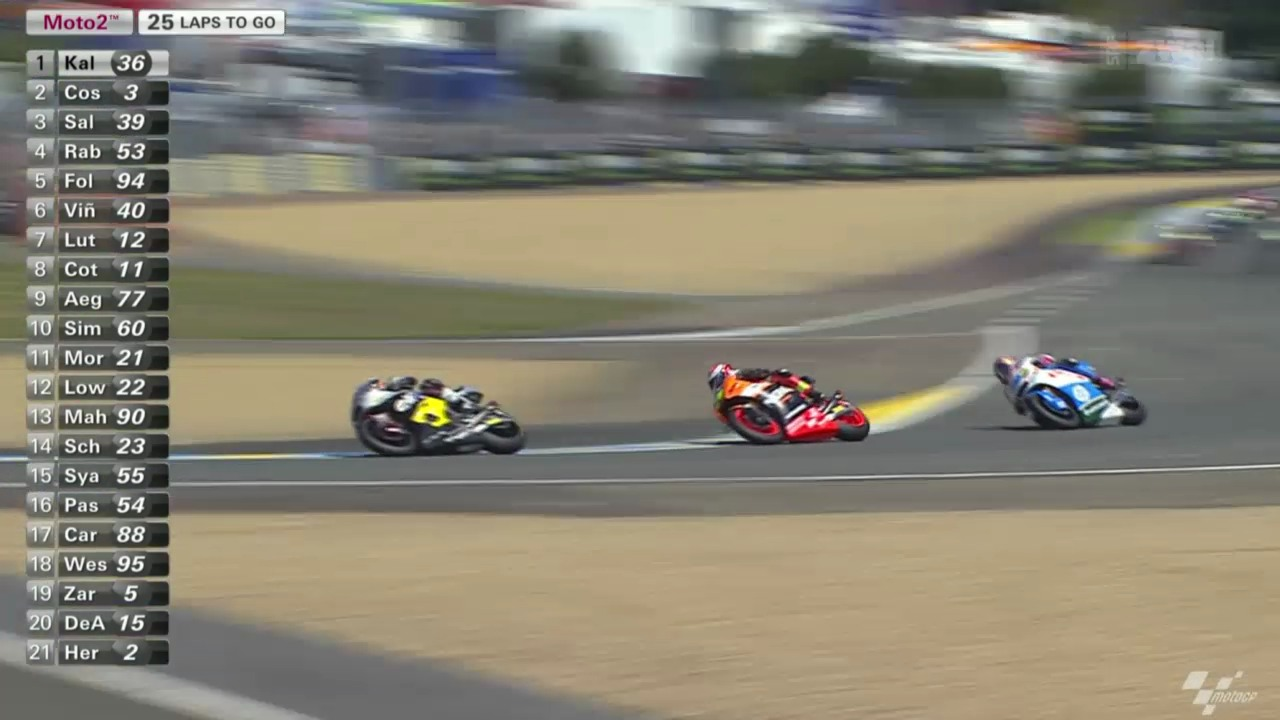 Motorrad: GP Frankreich