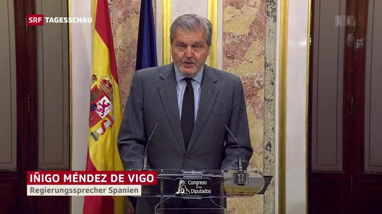 Katalonien droht mit Ausrufung der Autonomie