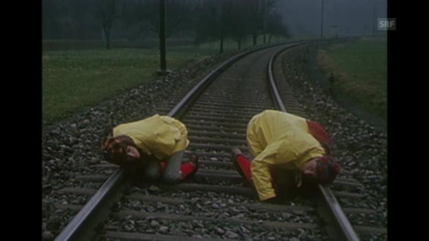 Video «Tschitti Tschitti: Der Zug» abspielen