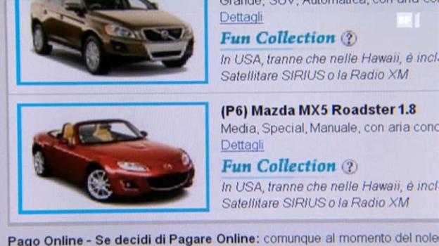 Video «Automiete: Schweizer zahlen mehr» abspielen
