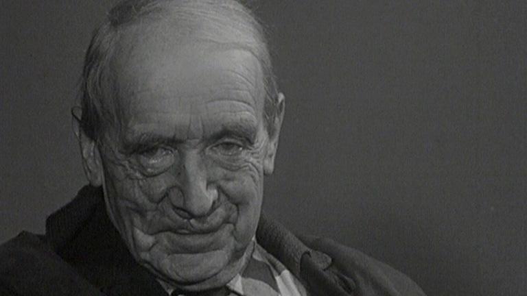 Arnold Kübler in einem Radiointerview von 1963 über seine Theatererfahrungen