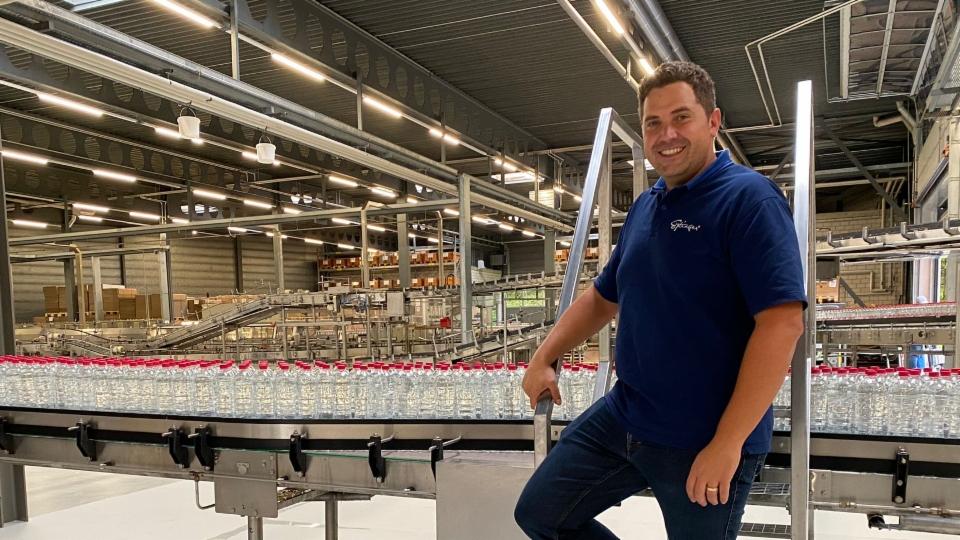 Wasser ist nicht gleich Wasser, sagt der Sommelier und setzt sich für Schweizer Mineralwasser ein