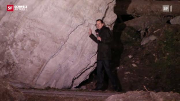 Video «Schweiz aktuell vom 23. November 2012» abspielen