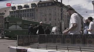 Video «Verbot für «Lies!»-Aktion » abspielen