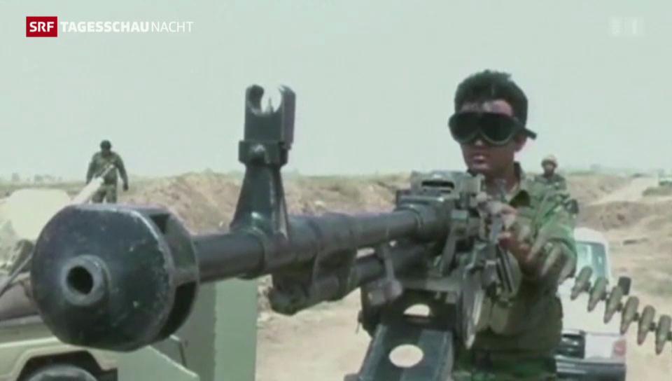 Schlachtfeld Irak