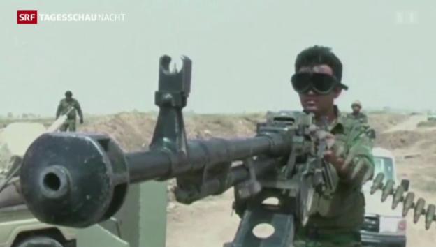 Video «Schlachtfeld Irak» abspielen