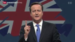 Video «Cameron unter Druck» abspielen