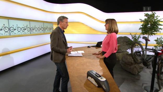 Video «Studiogespräch mit Gabriela Baumgartner» abspielen