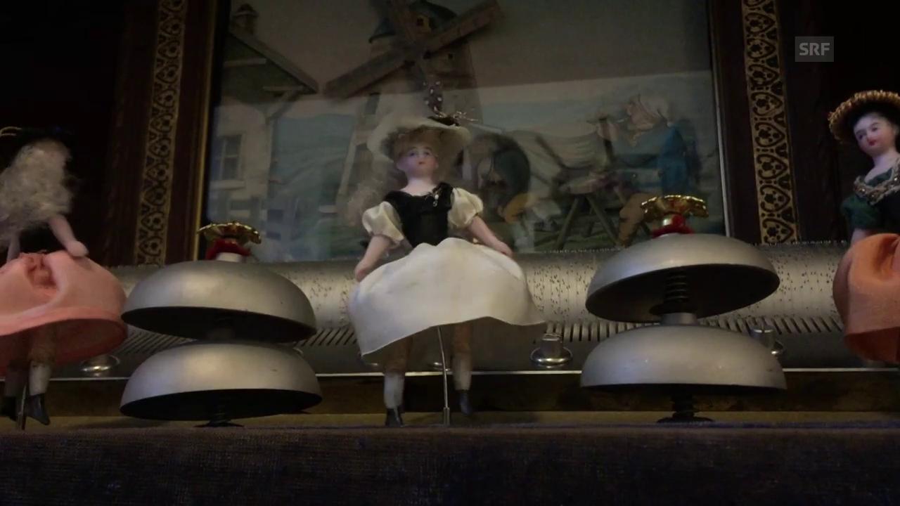 Zu neuem Leben erweckt: Grenchner Puppen drehen wieder