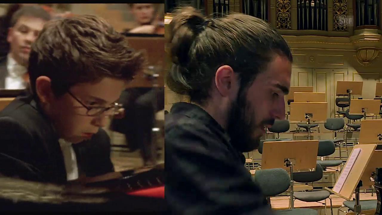 Folge 1: Teo Gheorghiu aus dem Film «Vitus»
