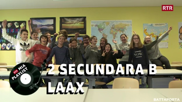 Laschar ir video «Mia playlist: Laax»