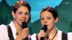 Video «Schüpferi Meitli mit dem Siegertitel «S' Härz vonrä Muetter»» abspielen