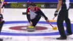 Video «Curling: EM-Final Männer» abspielen