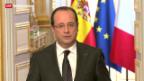 Video «Frankreich kommt nicht aus der Krise» abspielen