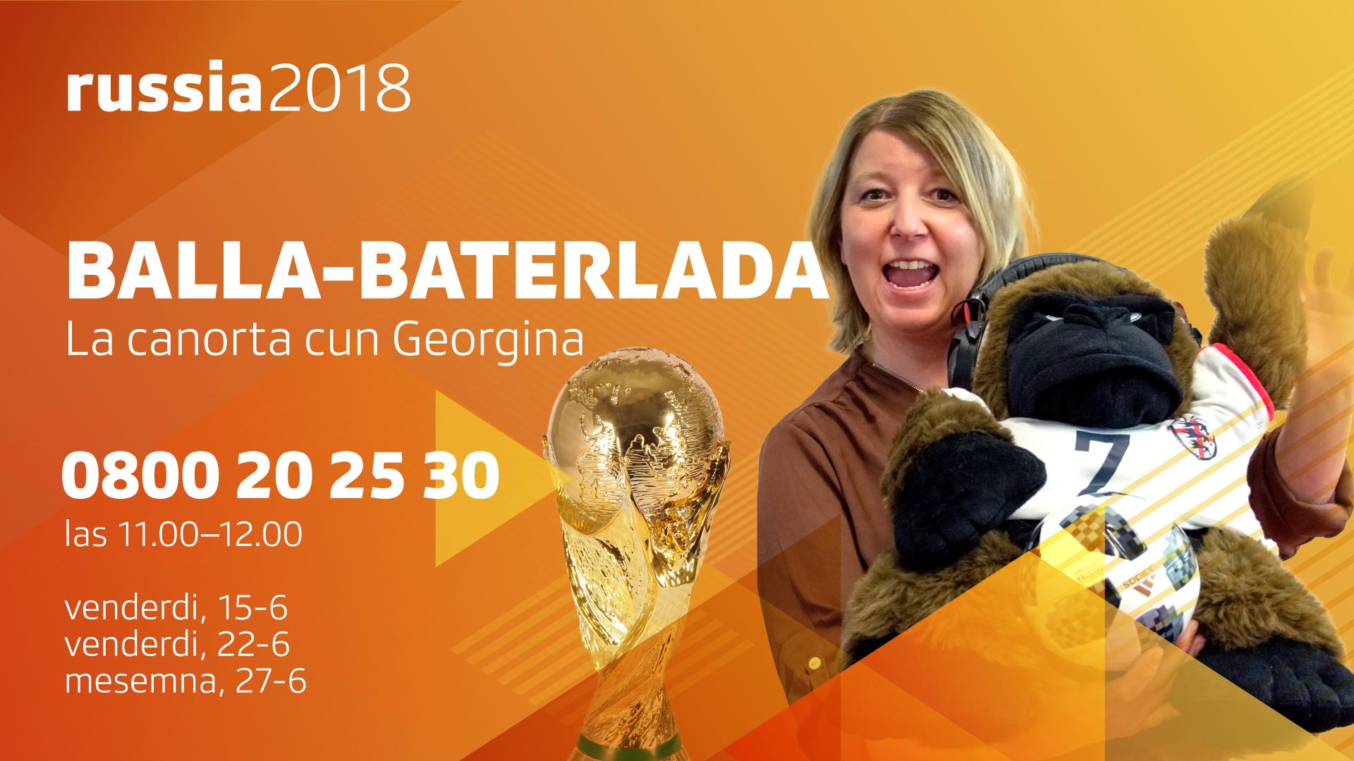 Balla-baterlada dals 15.06.2018
