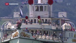 Video «Der Schifffahrt geht es nicht gut» abspielen