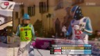 Video «Seraina Boner bei La Diagonela stark» abspielen