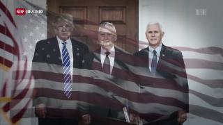 Video «FOKUS: USA kein «Weltpolizist» mehr» abspielen