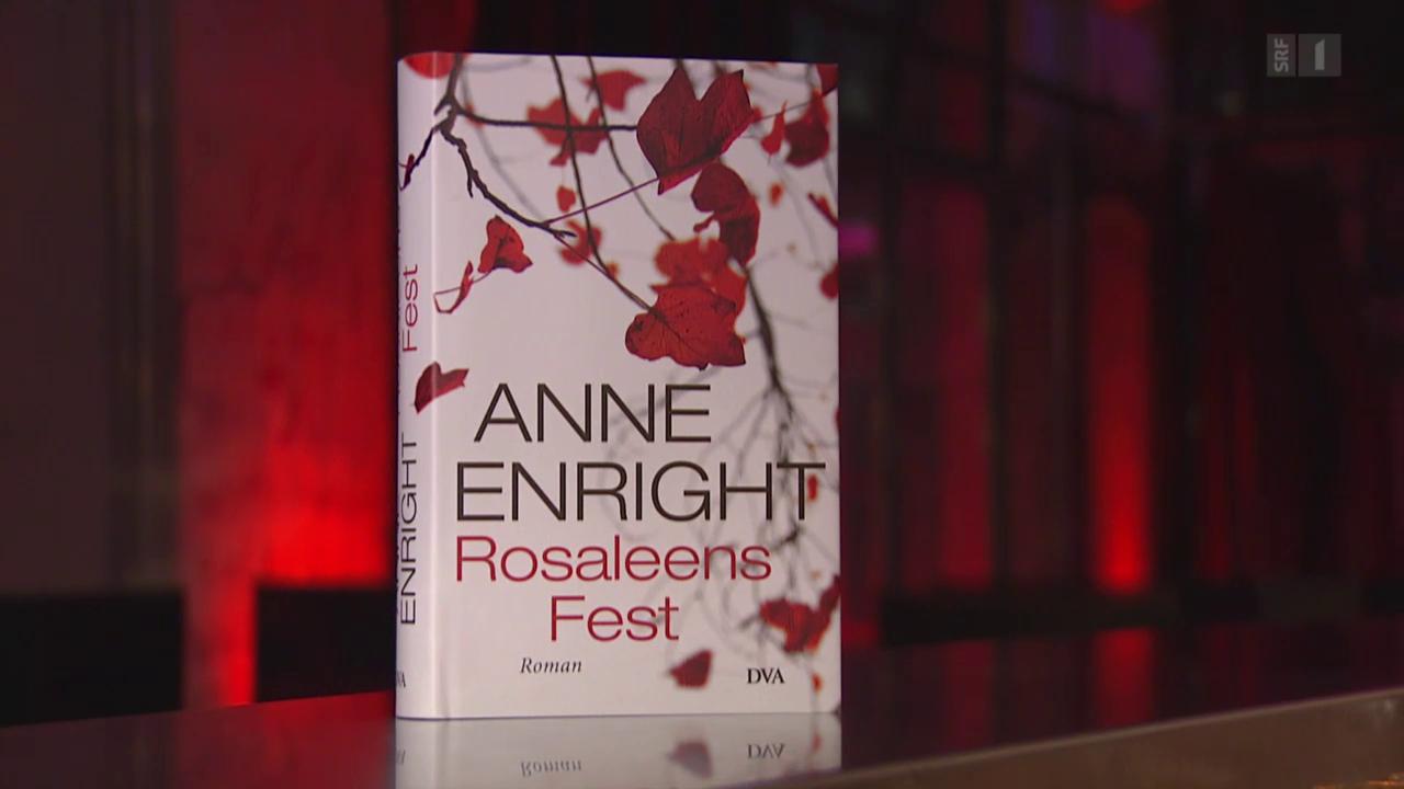 «Rosaleens Fest» von Anne Enright (DVA)