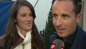 Video «Viktor Röthlin: Zweites Kind für den Marathonmann» abspielen