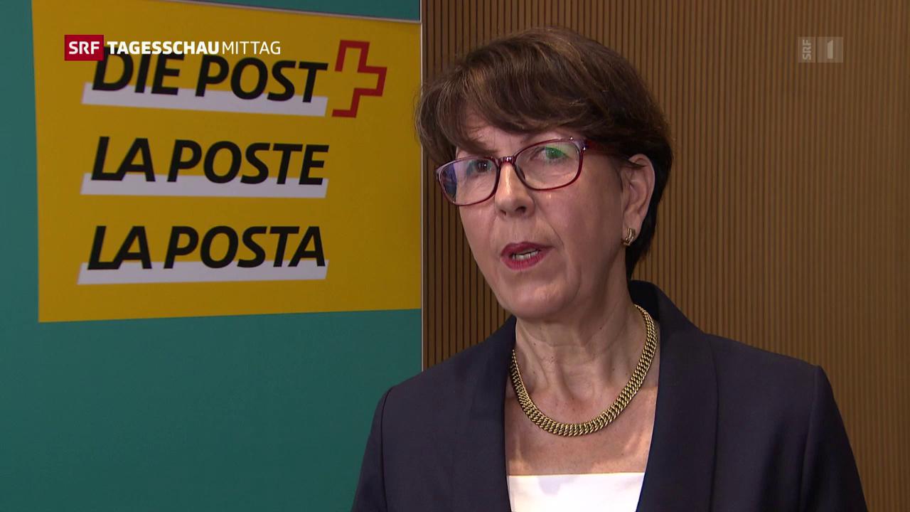 Strategie für Poststellennetz 2020
