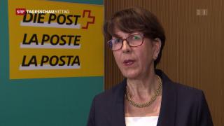 Video «Strategie für Poststellennetz 2020» abspielen